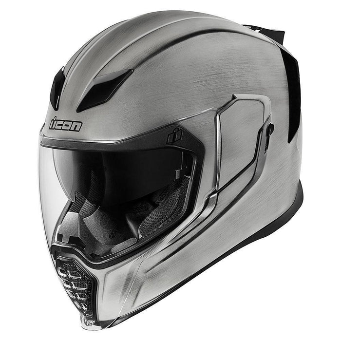 Icon Airflite Quicksilver Helmet Motorcycle Helmets Icon