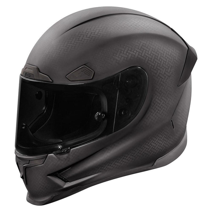 Icon Airframe Pro Ghost Carbon Helmet Motorcycle Helmets Icon