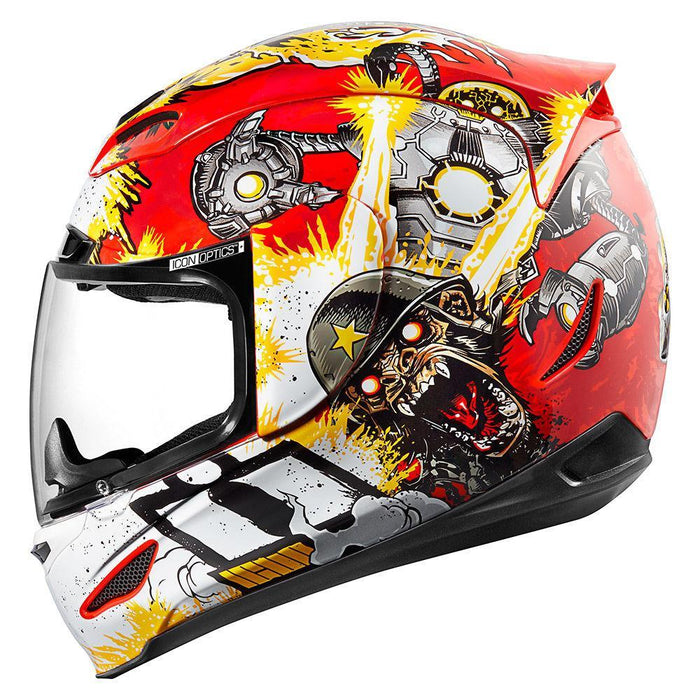 Icon Airmada Monkey Business Helmet Motorcycle Helmets Icon