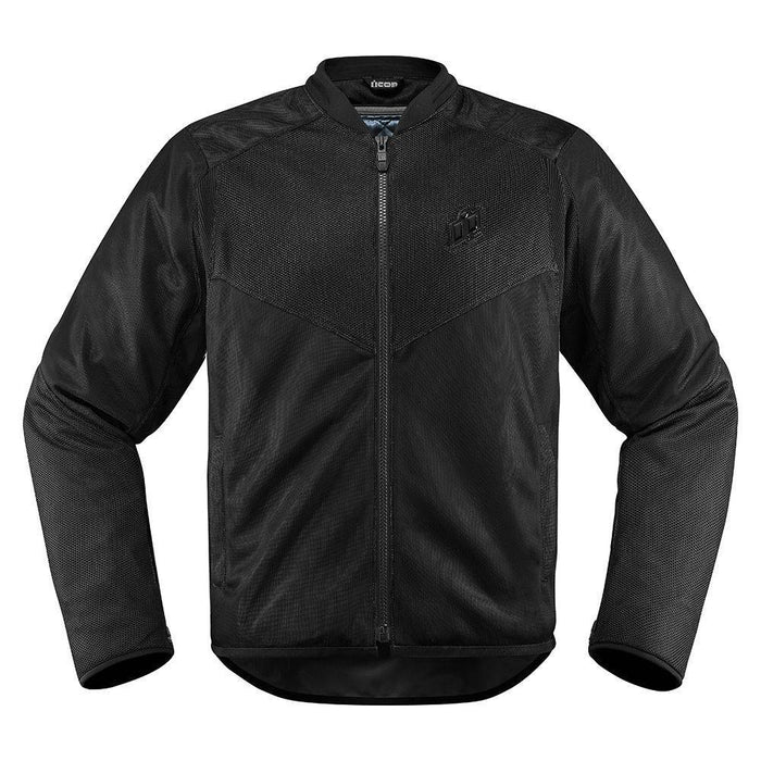 Icon Anthem 2 Jackets Men's Motorcycle Jackets Icon Black S