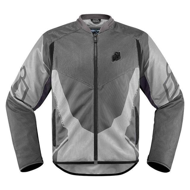 Icon Anthem 2 Jackets Men's Motorcycle Jackets Icon Grey S