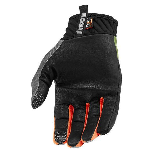 Icon Anthem Deployed Touchscreen Gloves Men's Motorcycle Gloves Icon