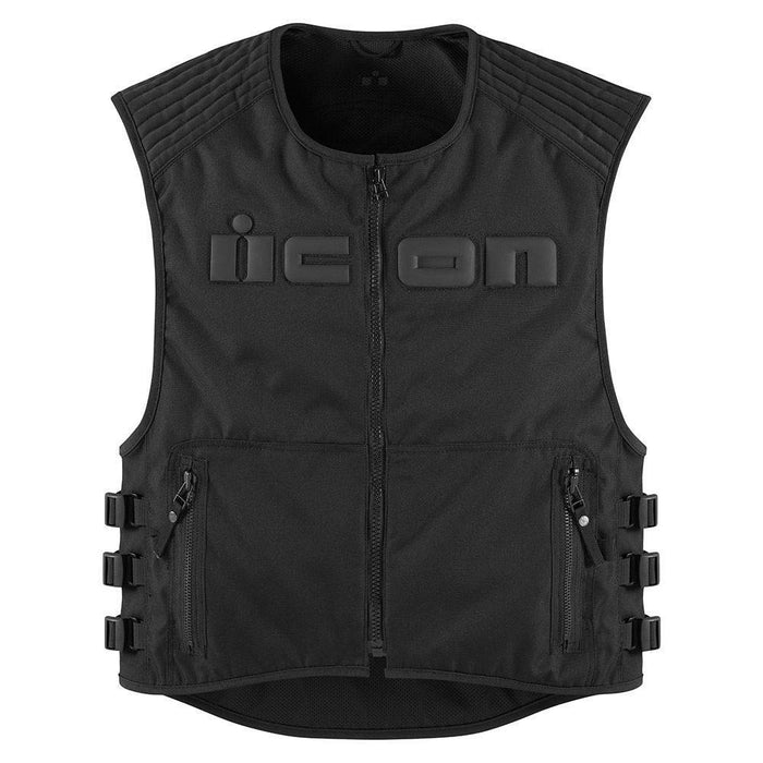 Icon Brigand Vest Men's Motorcycle Jackets Icon