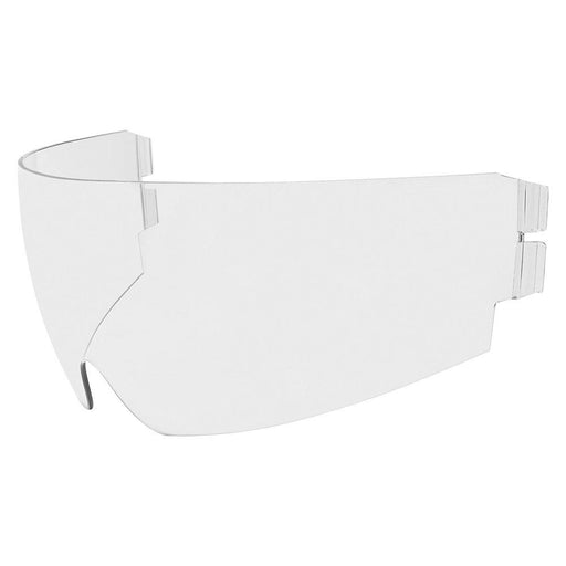 Icon Dropshield - Fits Airflite and Alliance GT Visors Icon Clear
