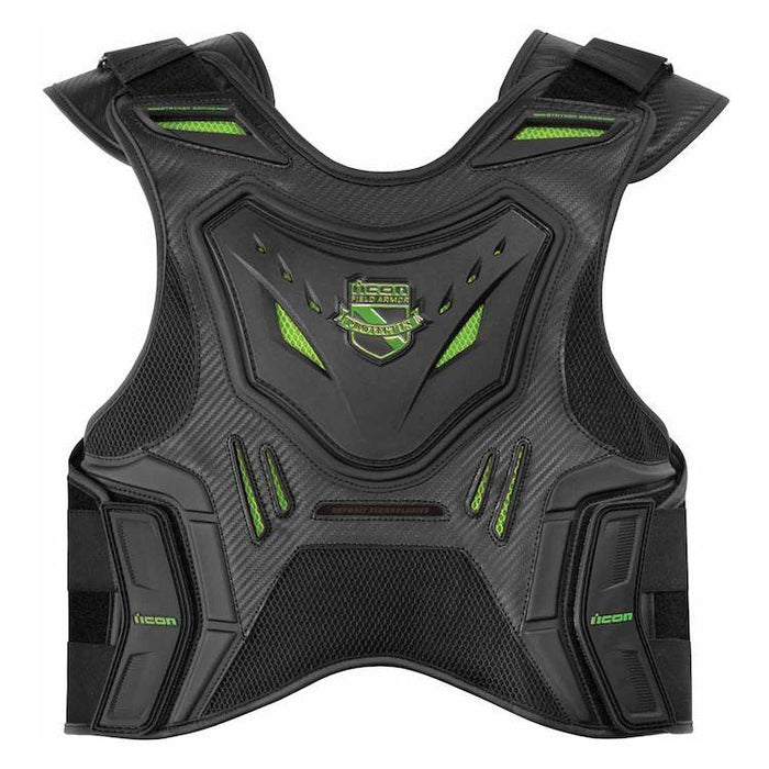 Icon Field Armor Stryker Vest Body Armour & Protection Icon Green S/M
