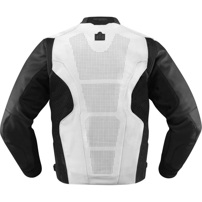 Icon Hypersport Leather Jackets Men's Motorcycle Jackets Icon