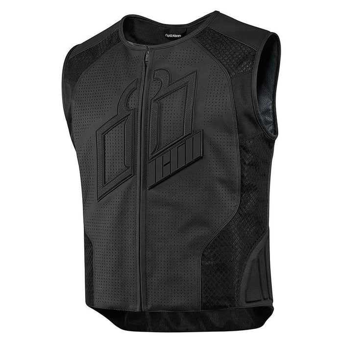 Icon Hypersport Prime Vests Men's Motorcycle Jackets Icon Black SM