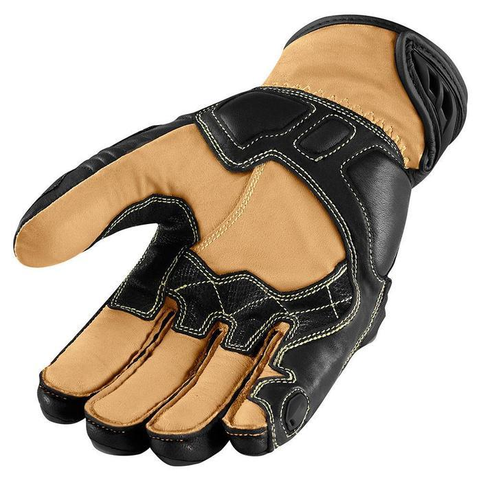 Icon Hypersport Pro Short Gloves Men's Motorcycle Gloves Icon