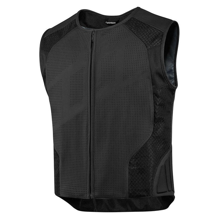 Icon Hypersport Stripped Vest Men's Motorcycle Jackets Icon
