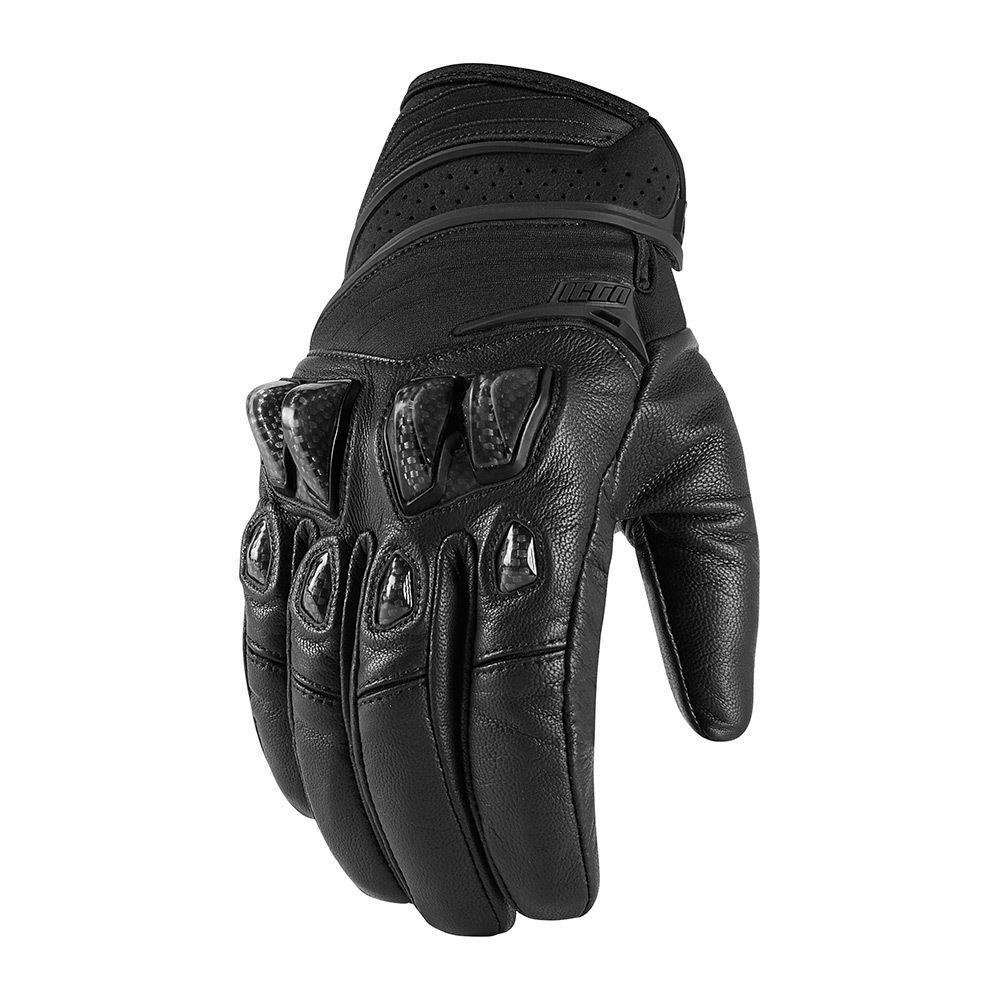 Icon Konflict Gloves Men's Motorcycle Gloves Icon Stealth S