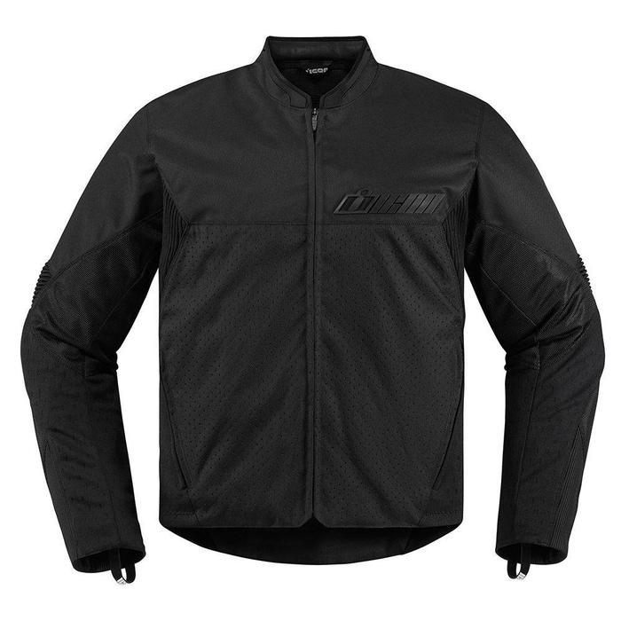 Icon Konflict Jackets Men's Motorcycle Jackets Icon Stealth S