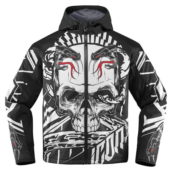 Icon Merc Vitriol Jacket Men's Motorcycle Jackets Icon