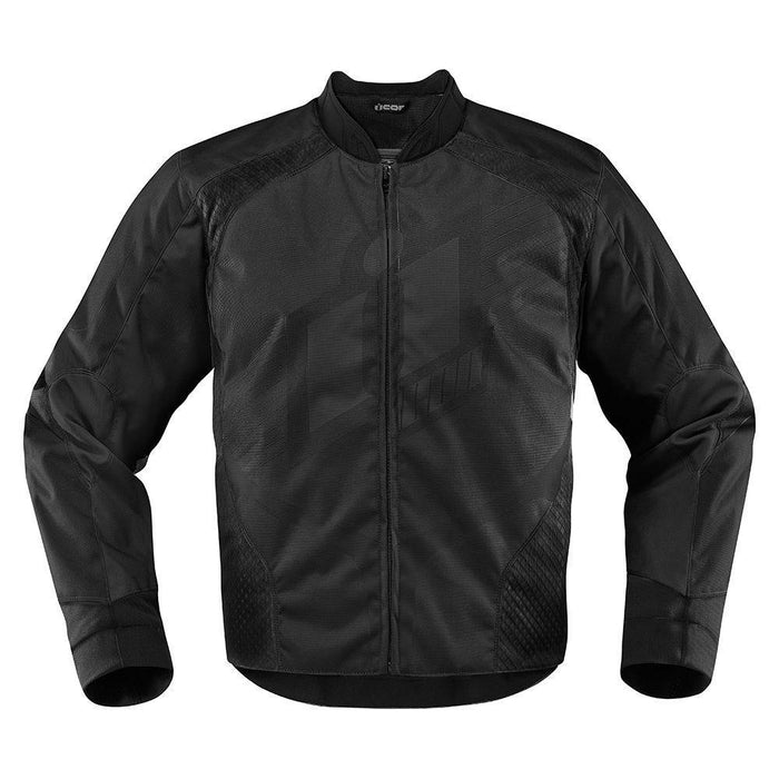 Icon Overlord Jackets Men's Motorcycle Jackets Icon Black S