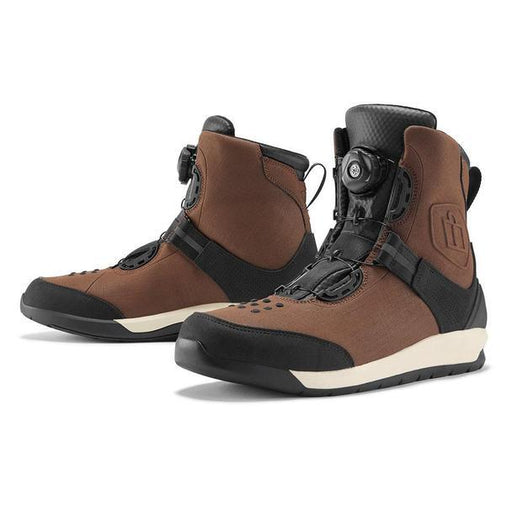 Icon Patrol 2 Boots Men's Motorcycle Boots Icon Brown 7