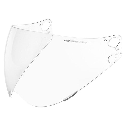 Icon Precision Optics Shields - Fits Variant Helmets Visors Icon Clear