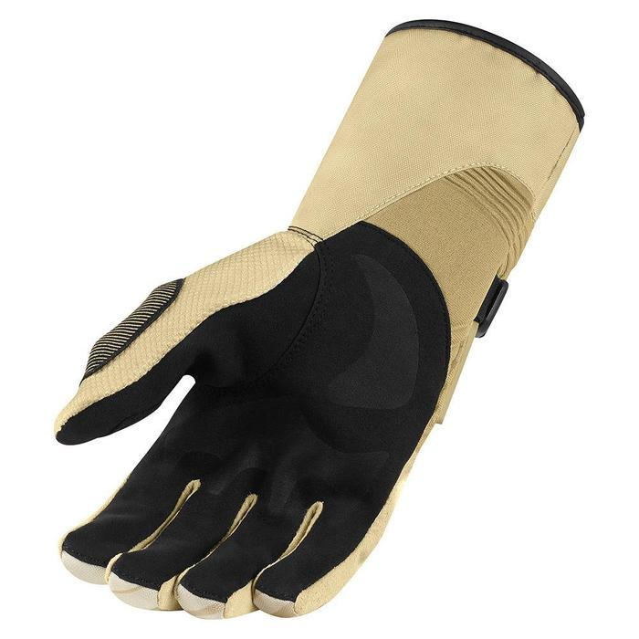 Icon Raiden DKR Gloves Men's Motorcycle Gloves Icon