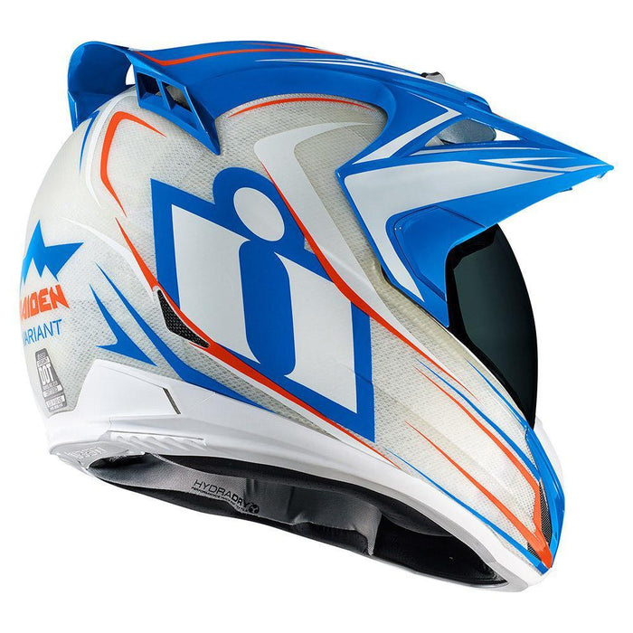 Icon Variant Raiden Helmets Motorcycle Helmets Icon