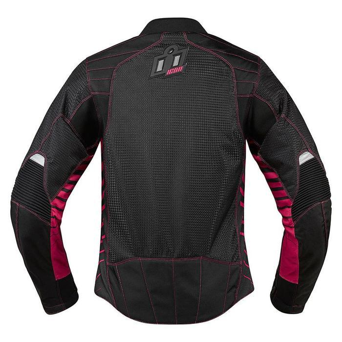 Icon Women's Wireform Jackets Women's Motorcycle Jackets Icon