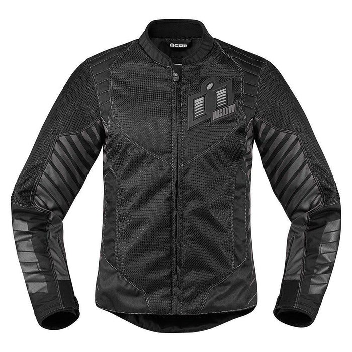 Icon Women's Wireform Jackets Women's Motorcycle Jackets Icon Black XS