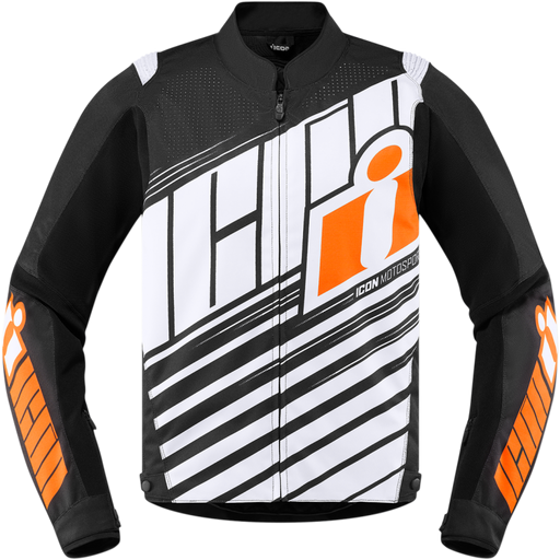 Icon Overlord SB2 in Orange - SIZE 2XL, LAST ONE!