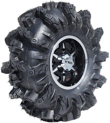 INTERCO BLACK MAMBA ATV/UTV Tires Interco