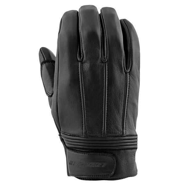 JOE ROCKET Men's Mission Leather Gloves Men's Motorcycle Gloves Joe Rocket