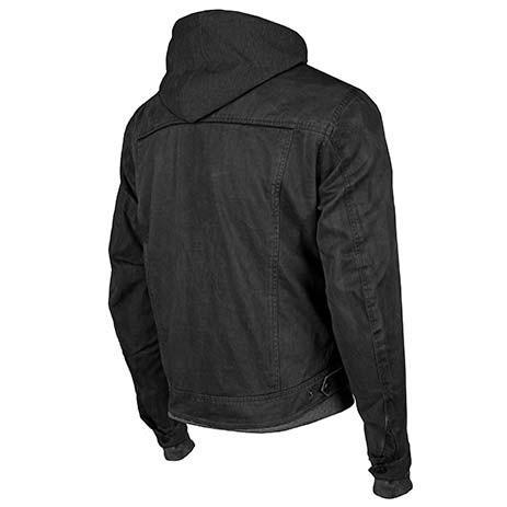 Joe Rocket Steel City Textile Jacket in Black Men's Motorcycle Jackets Joe Rocket