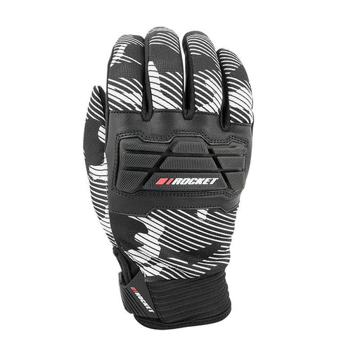 JOE ROCKET Velocity Leather/Mesh Gloves Men's Motorcycle Gloves Joe Rocket Black S