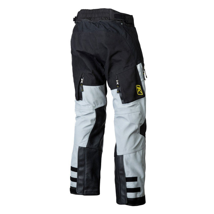 KLIM Adventure Rally Pant in Gray Men's Motorcycle Pants Klim