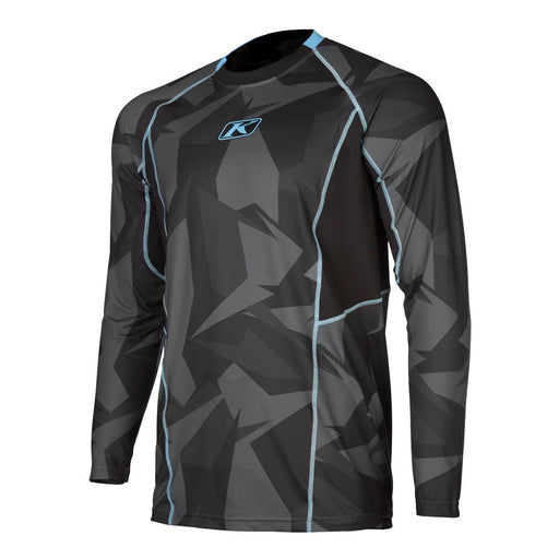 KLIM Aggressor Cool -1.0 Long Sleeve Shirts Men's Base Layers Klim Camo SM