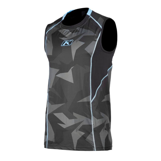 KLIM Aggressor Cool -1.0 Sleeveless Shirt Men's Base Layer Klim Camo SM