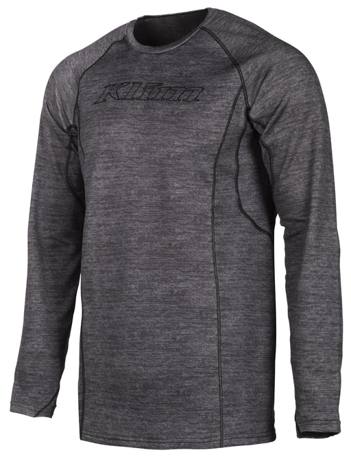 KLIM Aggressor Shirt 2.0 Men's Base Layer Klim Black Heather SM