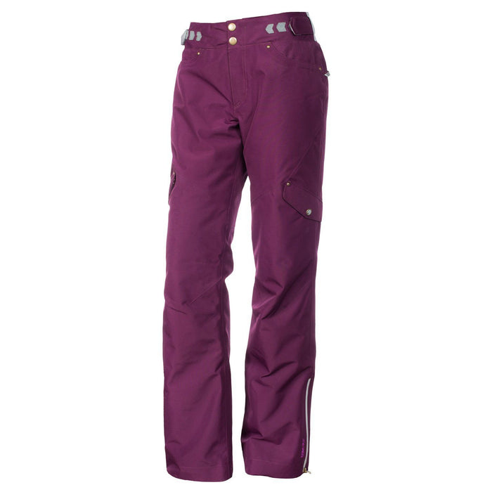 KLIM Aria Pant Purple Women's Snowmobile Pants Klim