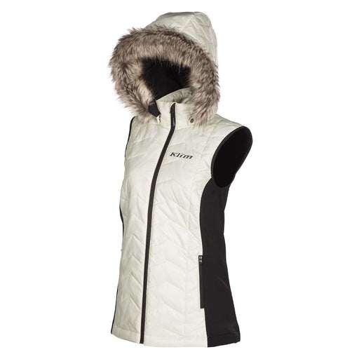 KLIM Arise Vests Women's Snowmobile Jackets Klim Cream XS