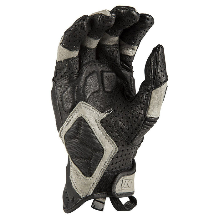 KLIM Badlands Aero Pro Short Gloves Men's Motorcycle Gloves Klim