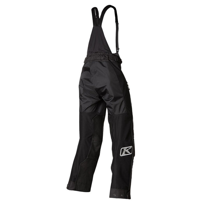 KLIM Havoc Bib Black Men's Snowmobile Pants Klim