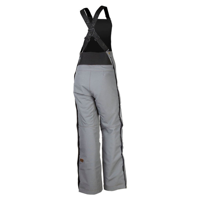 KLIM Jackson Bib Gray Men's Snowmobile Pants Klim