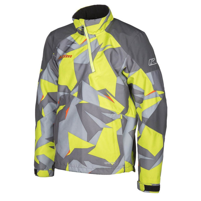 KLIM Powerxross Pullover Rain Suits Klim Camo-Gray SM