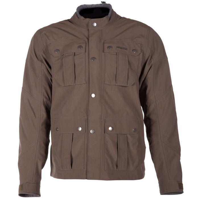 KLIM Revener Jackets Men's Motorcycle Jackets Klim Brown SM