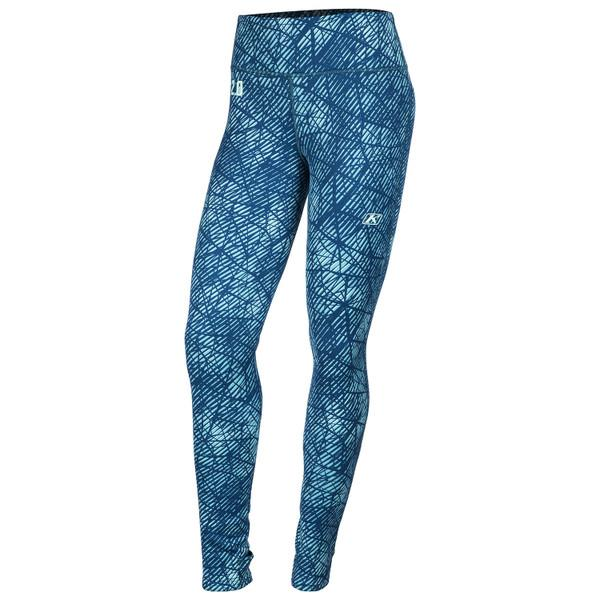 KLIM Solstice Pant 2.0 - NEW COLORWAY! Women's Base Layers Klim Blue XS
