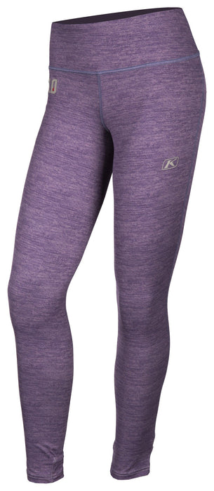 KLIM Solstice Pant 2.0 - NEW COLORWAY! Women's Base Layers Klim Deep Purple Heather XS