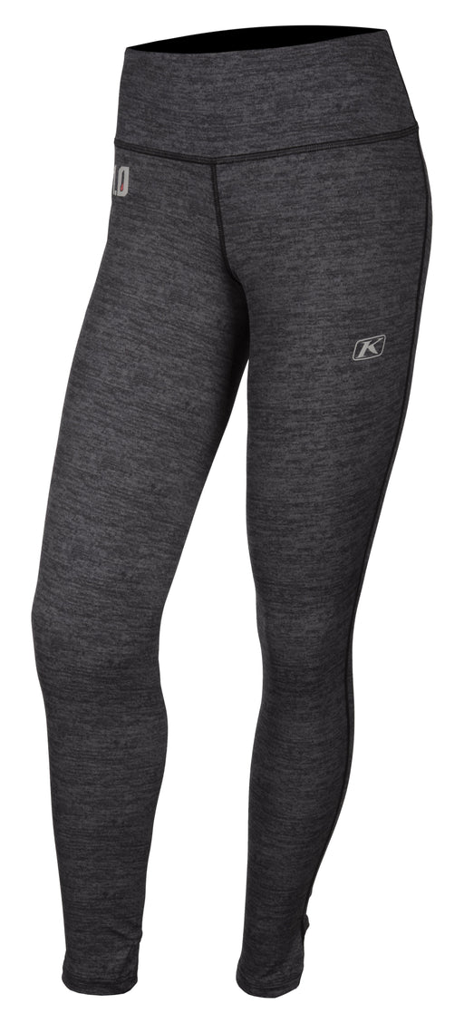 KLIM Solstice Pant 3.0 - NEW COLORWAY! Women's Base Layers Klim Black Heather XS