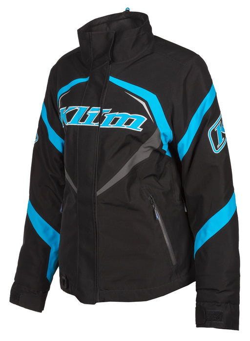 KLIM Spark Jackets Women's Snowmobile Jackets Klim Vivid Blue XS