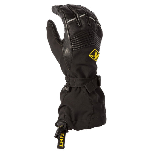 KLIM Summit Gloves Men's Snowmobile Gloves Klim Black SM