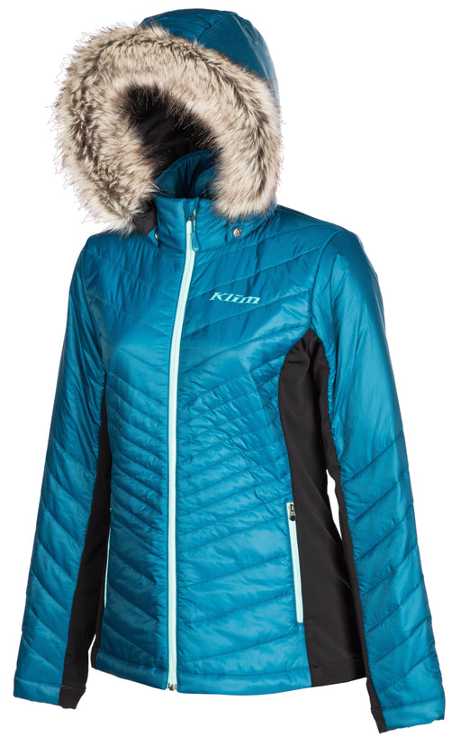 KLIM Waverly Jackets Women's Snowmobile Jackets Klim Blue XS