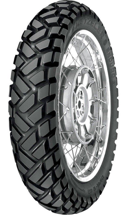METZELER ENDURO 3 SAHARA MODEL-SPECIFIC REAR Motorcycle Tires Metzeler
