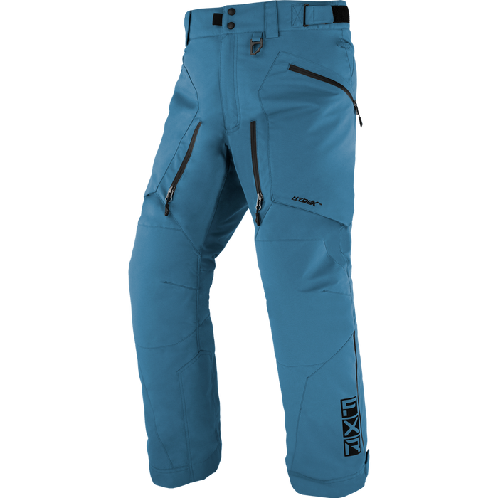 Chute Pants in Steel/Black