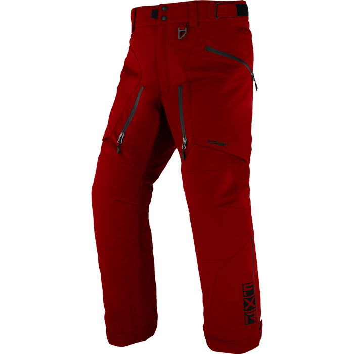 Chute Pants in Rust/Black