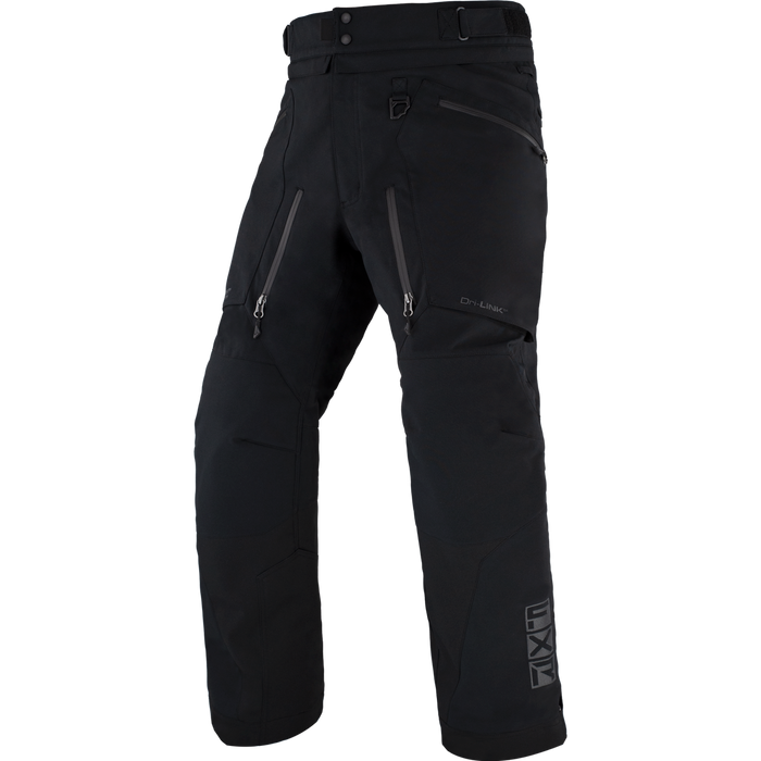 Ridge Pants in Black