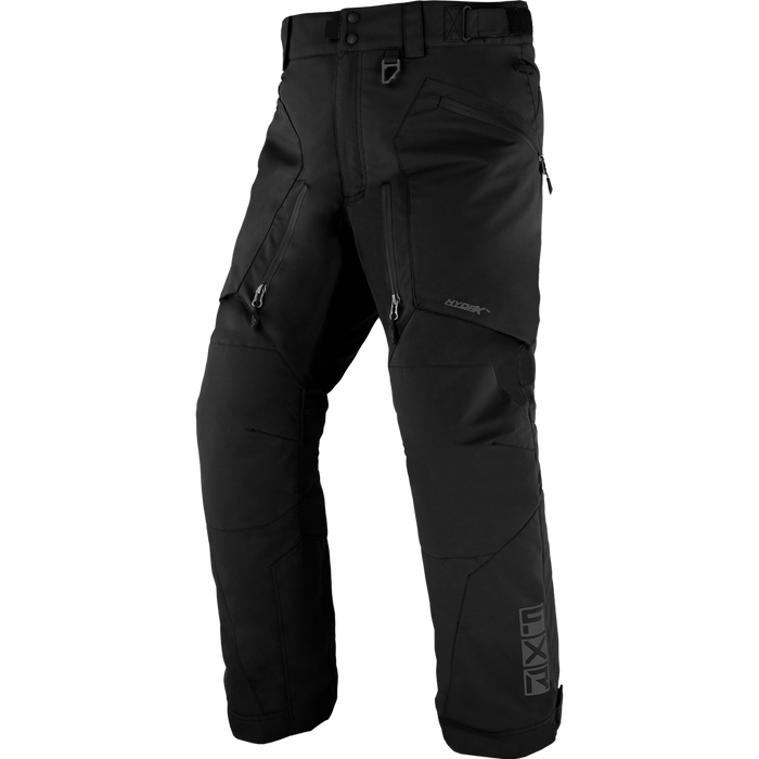 Chute Pants in Black
